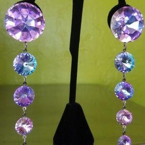 Jewelry - Mermaid  Colorful Earrings